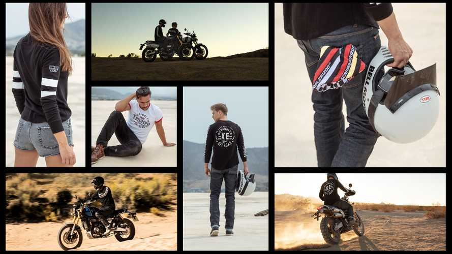 Weekend WTF: Triumph's Scrambler Clothing Collection
