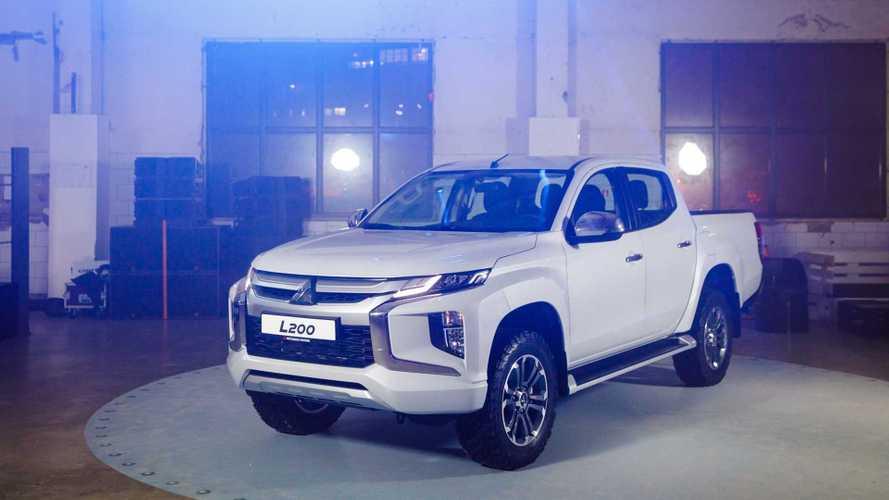 Mitsubishi назвала стоимость пикапа L200 на российском рынке