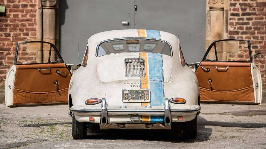 This Porsche 356 Lived The American Dream And Looks It