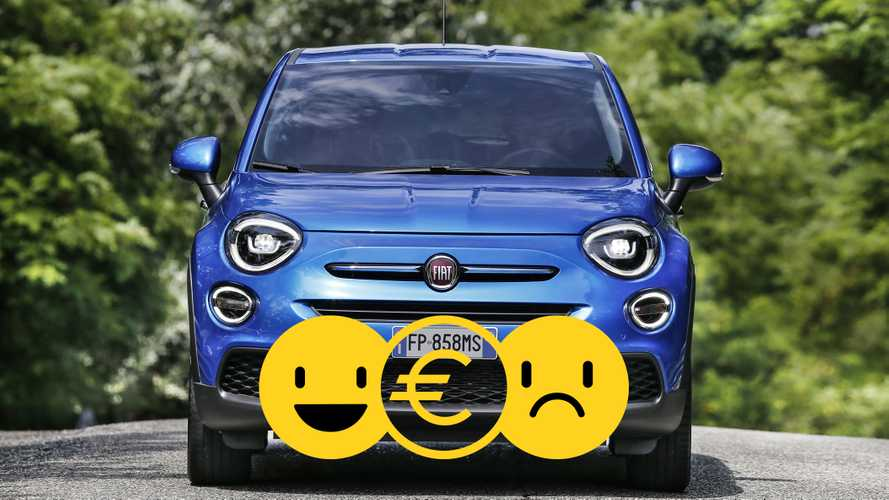Promozione Fiat 500X, perché conviene e perché no