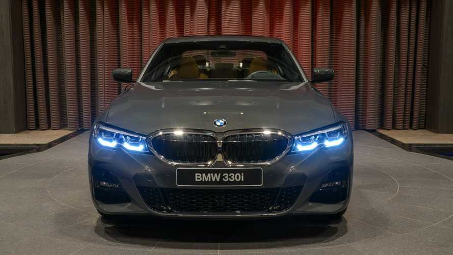 2019 BMW 3 Series Sedan Dravite Gray Metallic