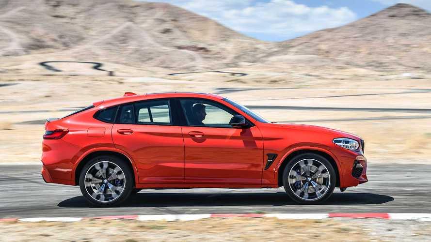 Еще 530 свежих BMW четырех моделей попали под отзыв в России