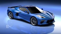 New C8 Corvette Renderings