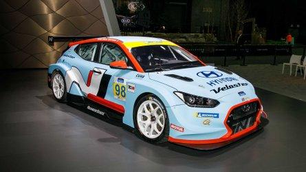 Hyundai Veloster N получил гоночную версию TCR
