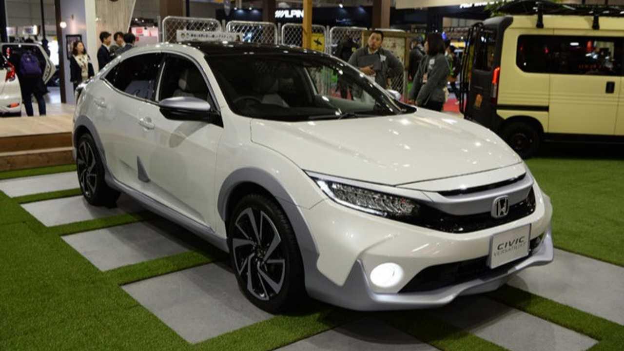 Versatilista Honda Civic