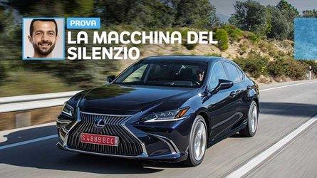 Lexus ES 300h, il premium che non segue la moda