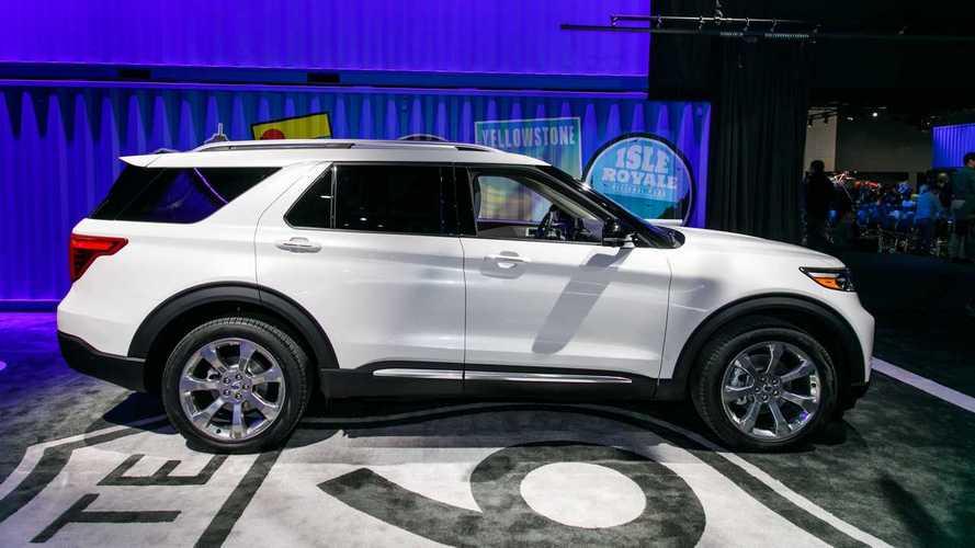 Ford Explorer Live 2020 Naias Motor1 Com Fotos