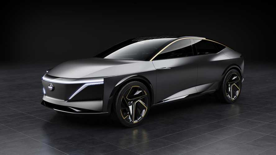 Nissan IMs Concept Debuts As Futuristic, 483-HP Sport Sedan [UPDATE]