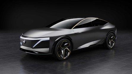 Futurisztikus, 490 lóerős autó lett a Nissan IMs tanulmány