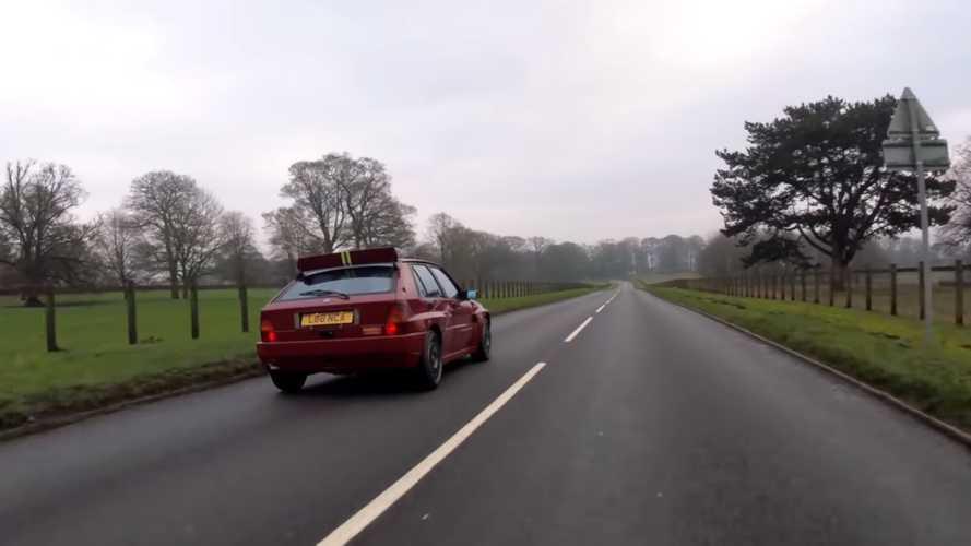 Lancia Delta Final Edition Test Drive: The Best B Road Car?