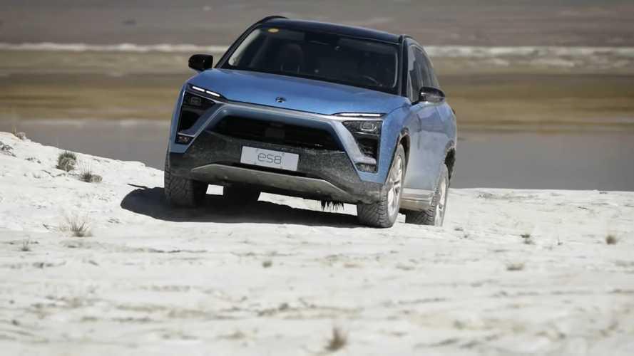 Új világrekord: elektromos autó még nem járt ilyen magasan