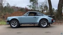 Porsche 911 Safari por Leh Keen