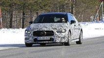 Mercedes-AMG CLA 35 Shooting Brake spy photo