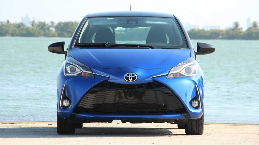 2018 Toyota Yaris Liftback SE