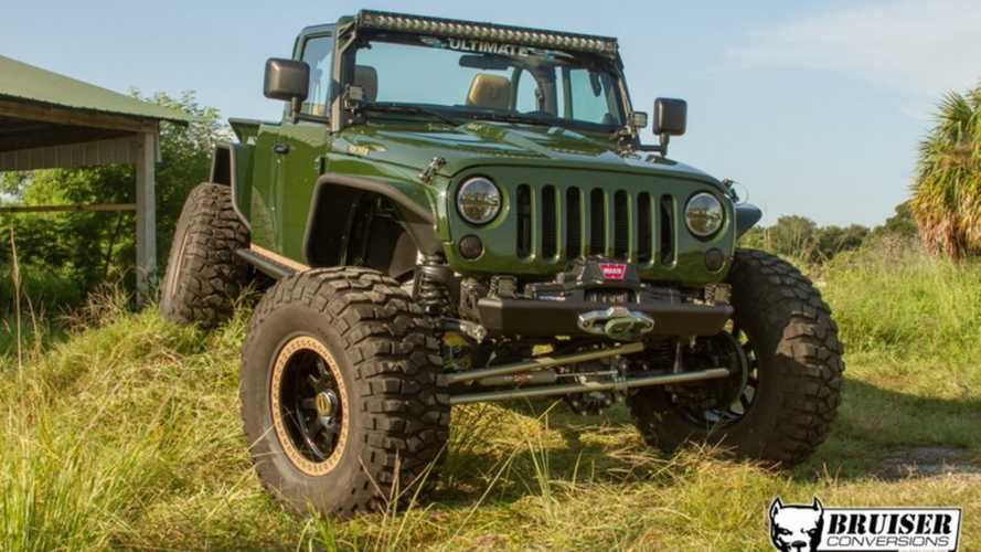 Think Your 4x4 Is Tough? Think Again!
