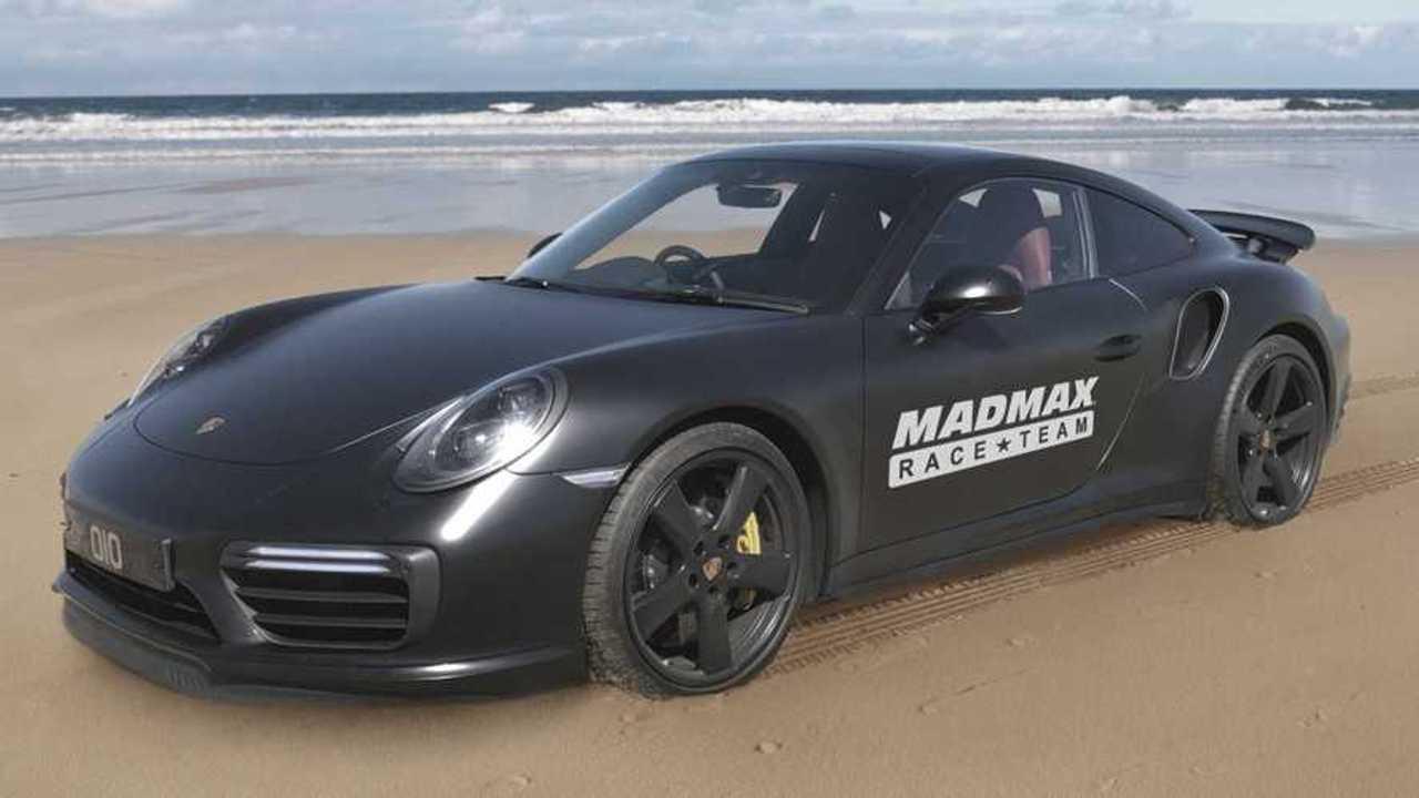 1200 Beygirlik Porsche 911 Turbo S