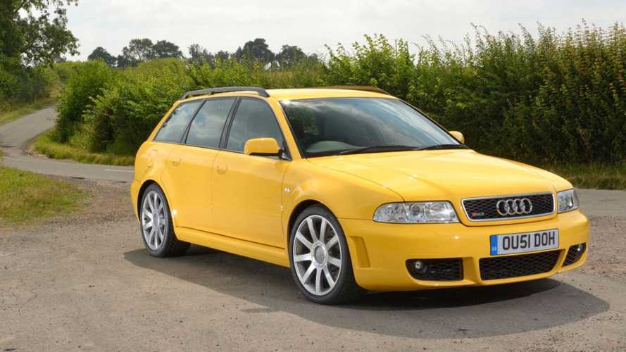 Super Rare RS4 Is Allegedly Worth In Excess Of $80K