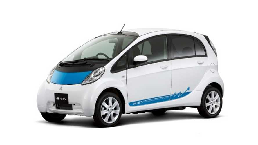 Exclusive:  Despite No 2013 Edition, The Mitsubishi i-MiEV To Live On In US Future Model Years