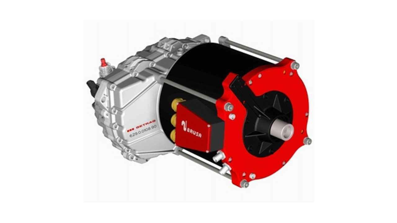 Brusa Announces Pricing for its Complete Electric Drivetrain Packages