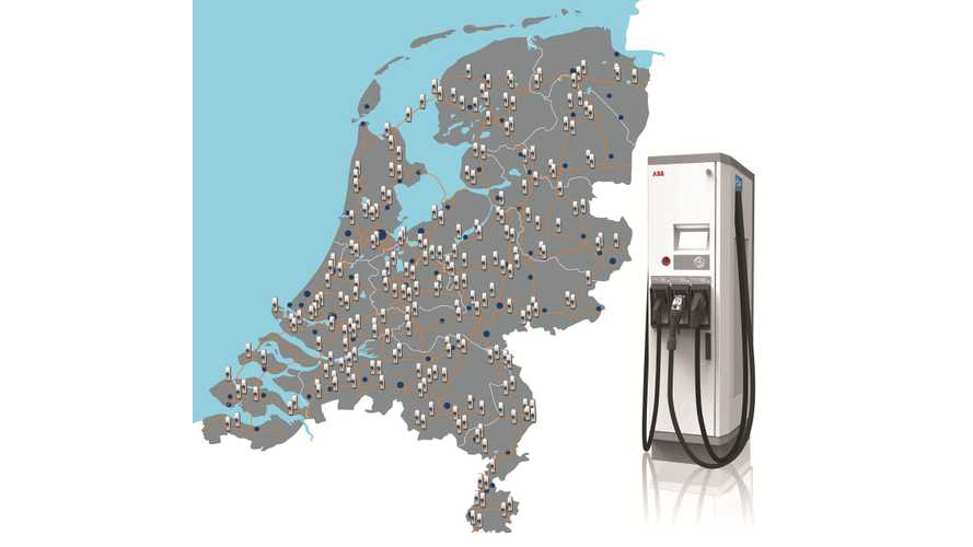 ABB to Install More Than 200 DC Quick Chargers in the Netherlands (w/video)