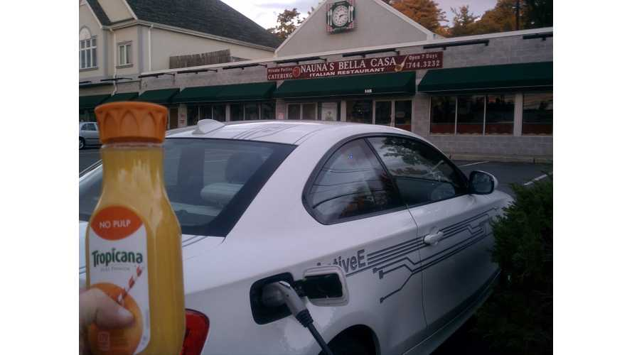 Project To Map Out Restaurant Charging Stations Throughout US Needs Your Help