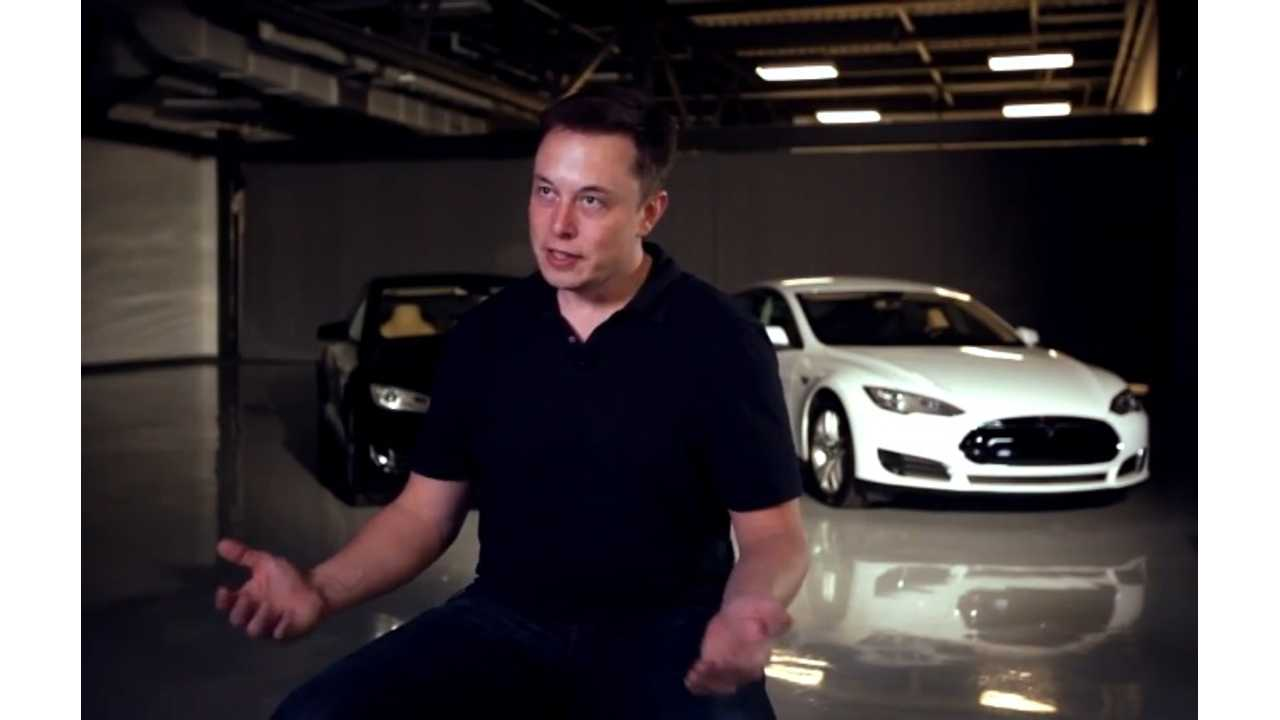 Musk Vows That Tesla Will Stay Independent At Least Until Affordable Electric BMW 3-Series Fighter Arrives