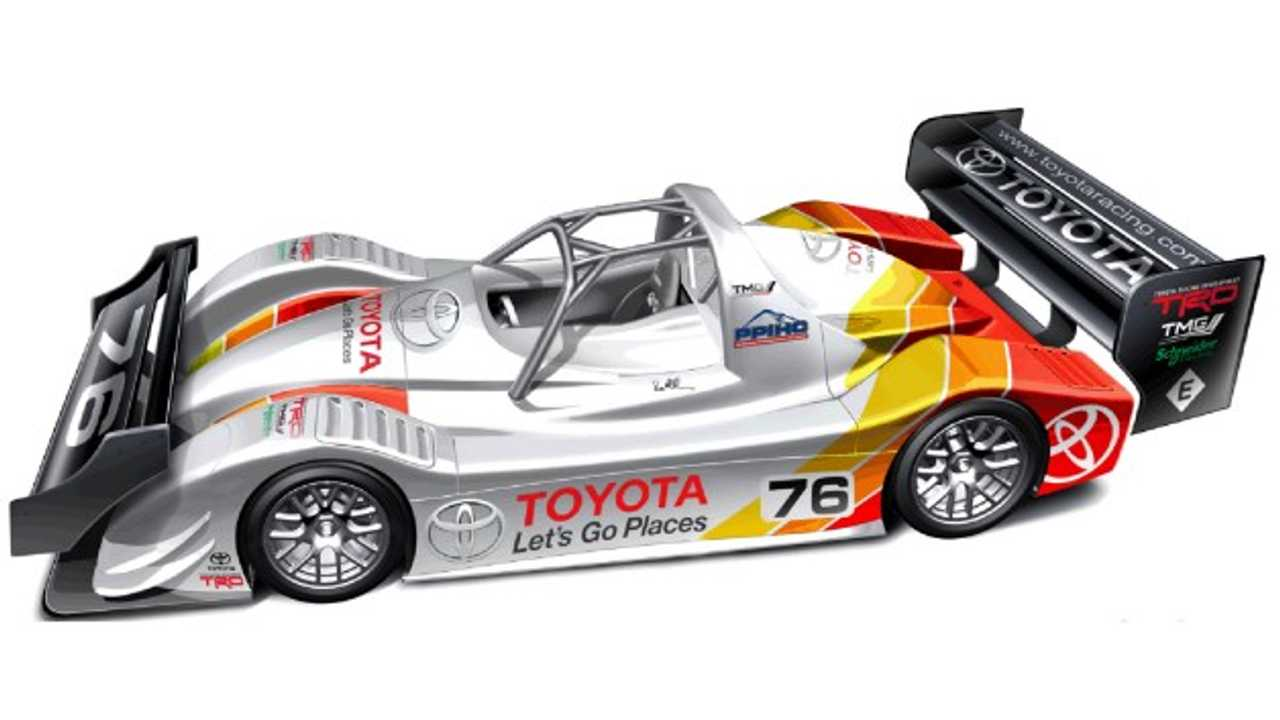 Toyota to Defend Electric Pikes Peak Title With Updated TMG EV P002