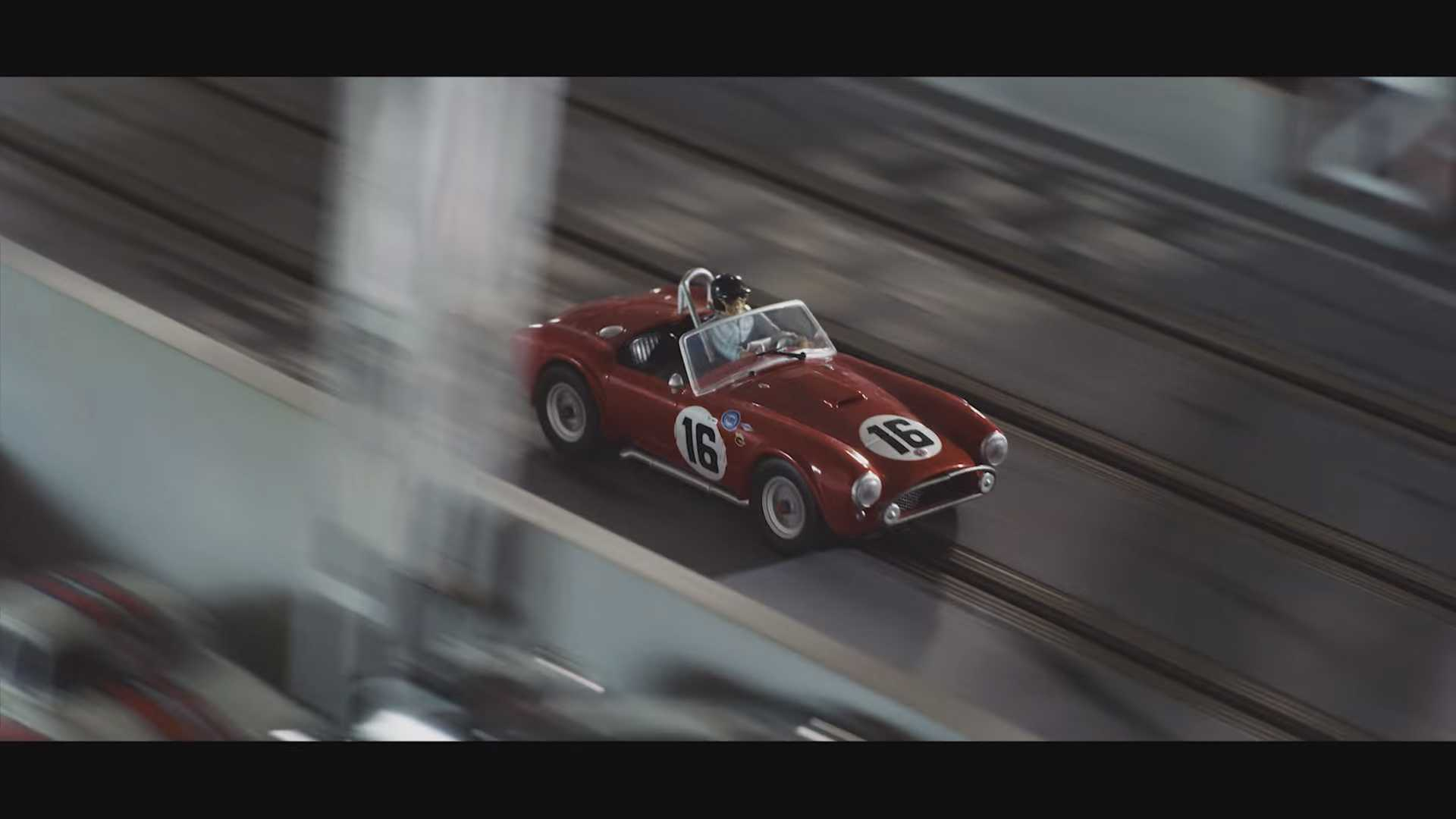 This Cool Slot Car Racing Video Makes Us Wish We Were Tiny