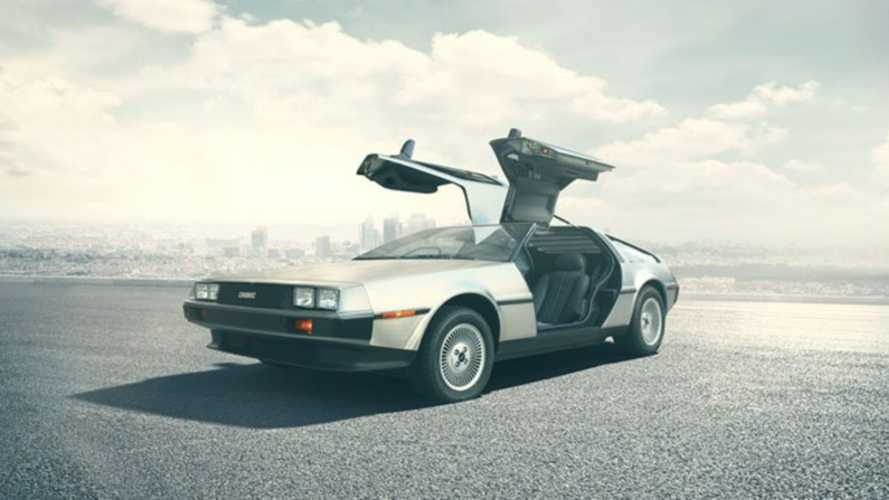 A New DMC DeLorean Could Be With Us For 2019!