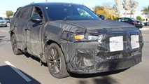 Acura MDX Type-S Spy Shots