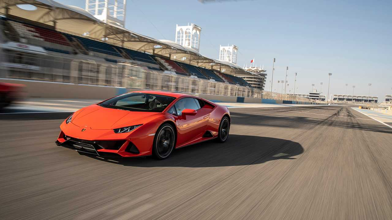 Lamborghini Huracan Evo Loses Lp Name Here S Why