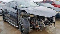 Lamborghini Urus crash