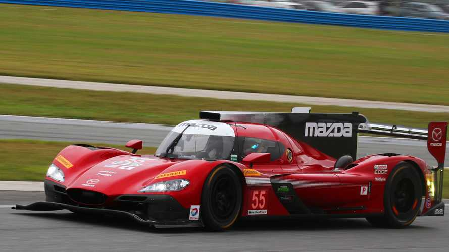 24 Ore di Daytona: Mazda in pole, Alonso scatterà sesto