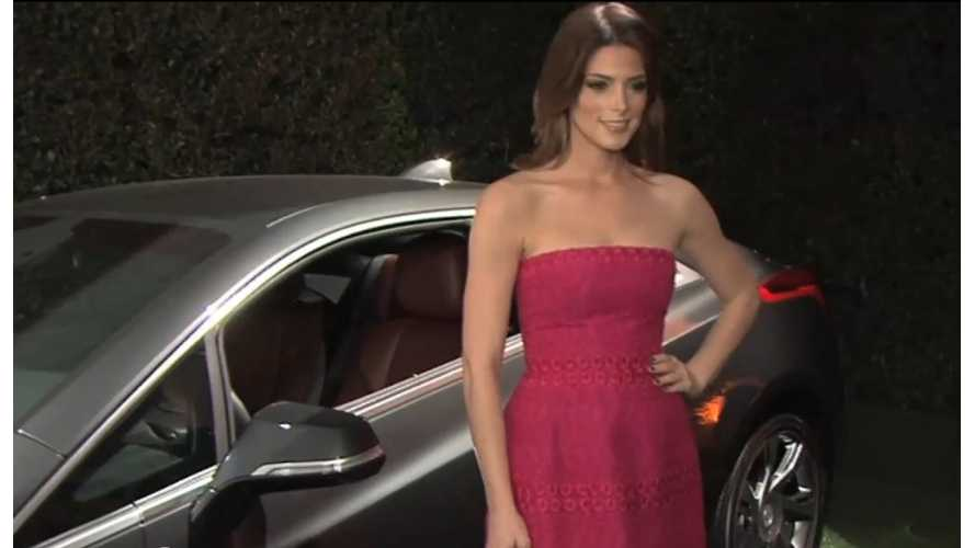 Video: Cadillac ELR Has Pre-Oscar Party With Celebs And Global Green