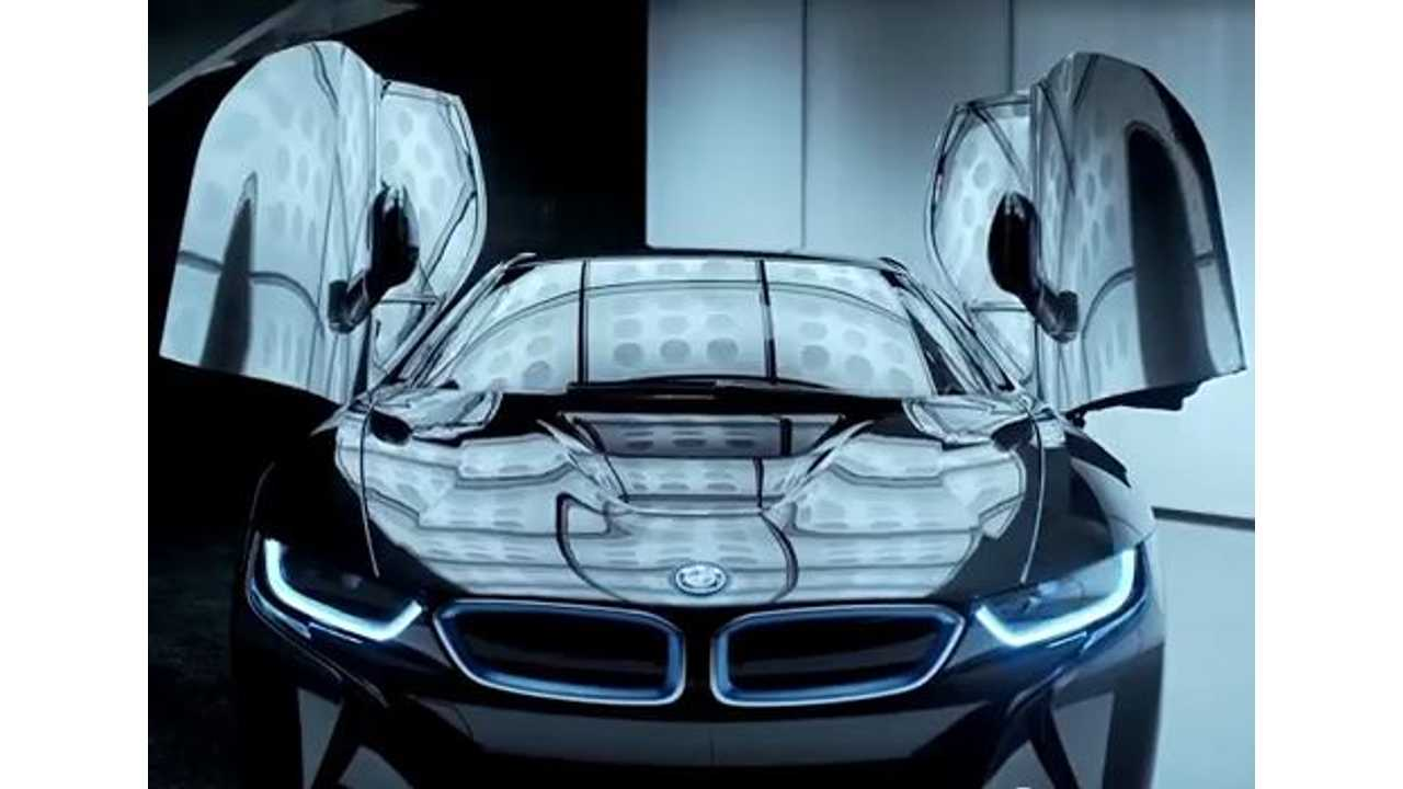 Top Gear Lists BMW i8 Among Its Top Picks For 2014