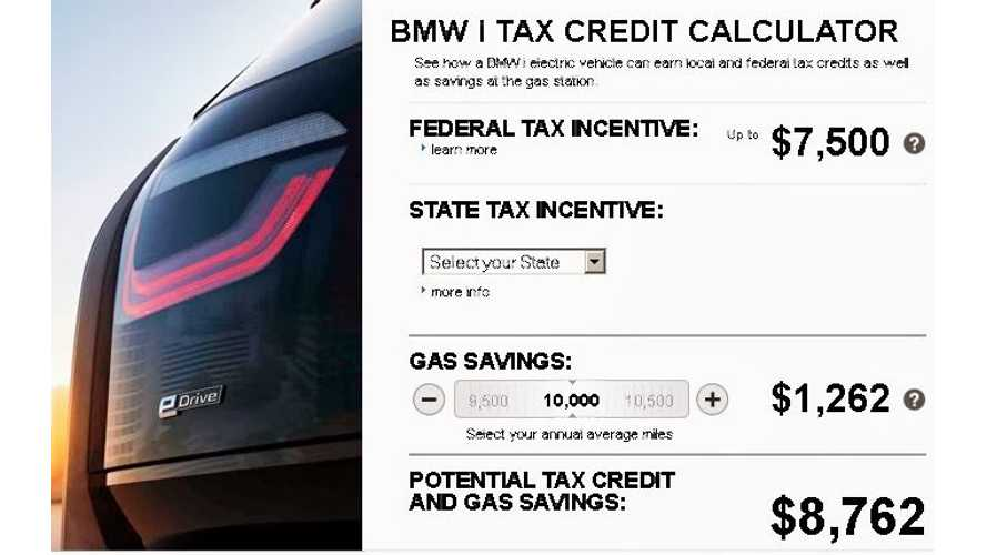 BMW i3: Tax Credits, Residuals, Owner's Choice, Owner's Choice With Flex, Balloon Payments - Oh My!
