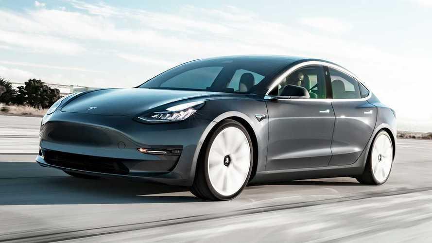 Tesla Model 3 frente a sus rivales no eléctricos