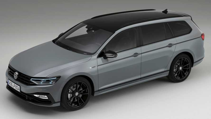 vw passat variant r line edition revealed with plenty of kit. Black Bedroom Furniture Sets. Home Design Ideas