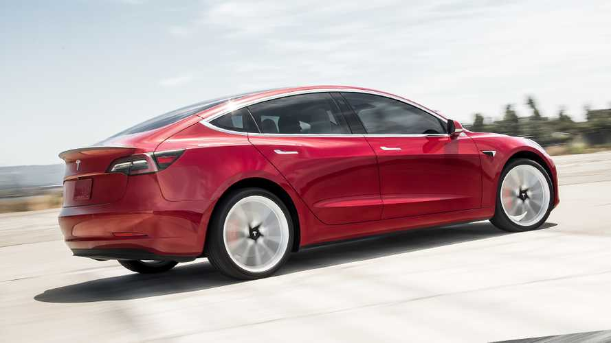 La Tesla Model 3 est la berline premium la plus vendue en Europe