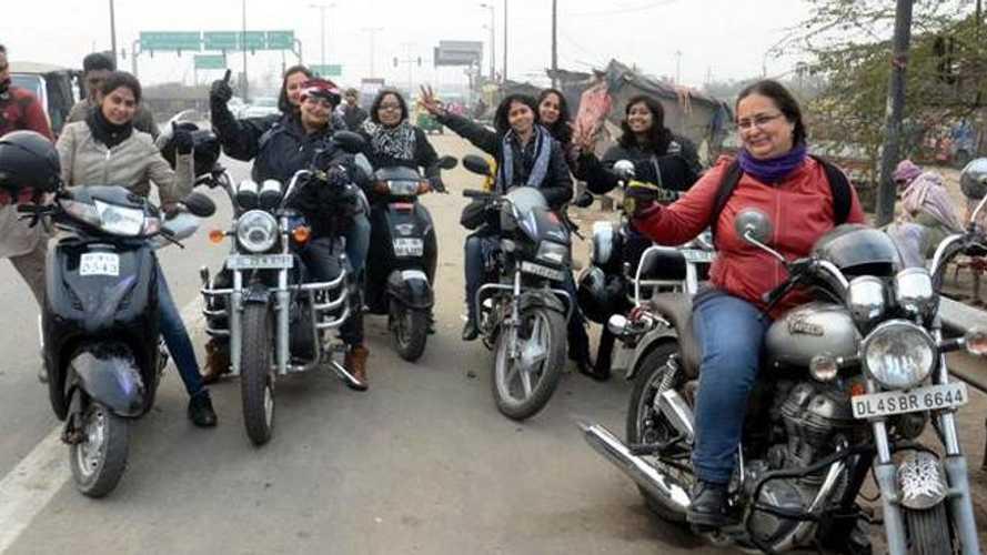 Riders You Should Know: The Delhi Bikerni