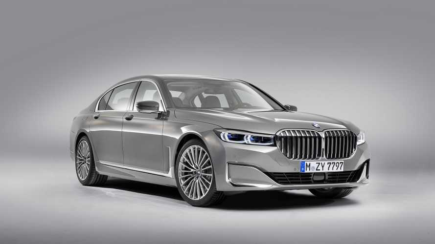 BMW 7 Series facelift goes on sale in April starting at £69,430