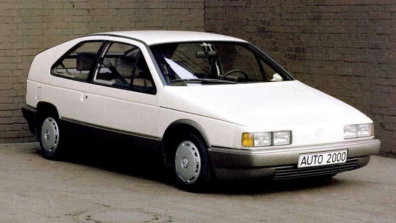 1981 VW Auto 2000 konsepti