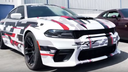 See Dodge Charger Widebody Concept Up Close In Walkaround Video