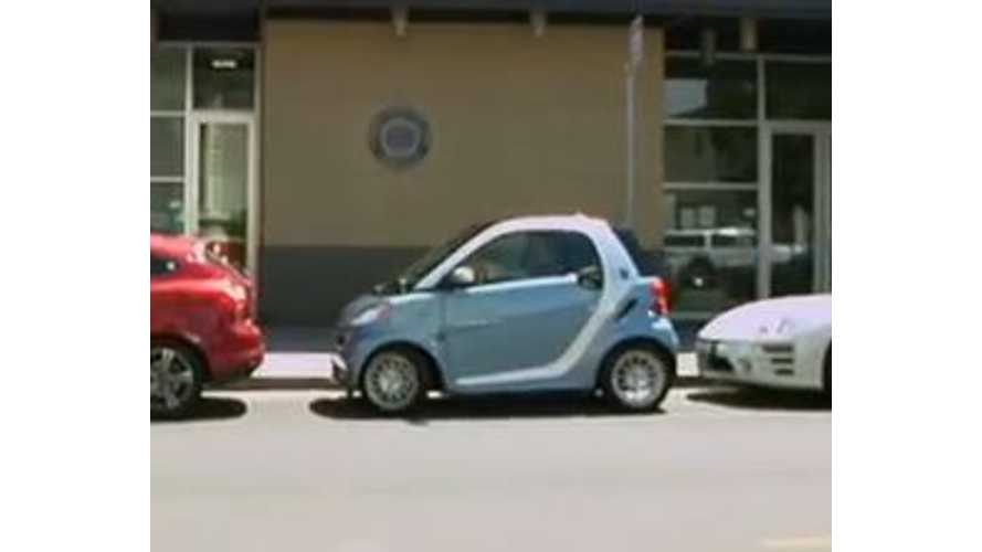 Video: 13-Minute Review of Smart Fortwo Electric Drive