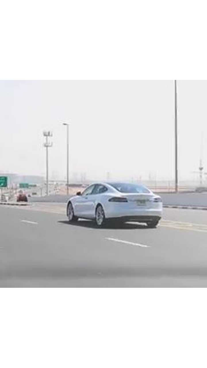 Dubai Getting Charged Up For Electric Vehicle Revolution