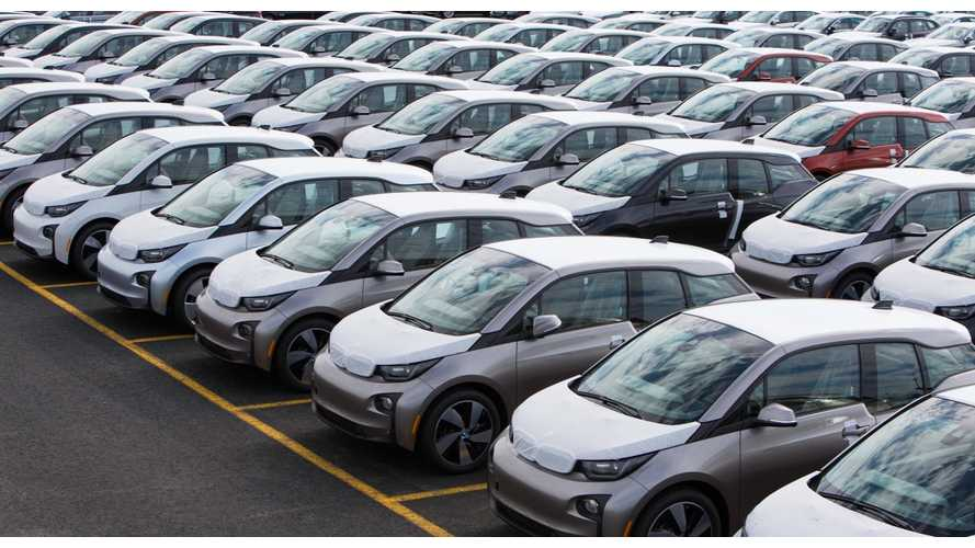 BMW Announces Delivery Of First US i3