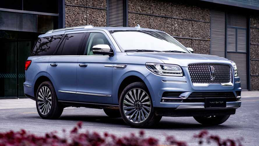 Lincoln Navigator To Cost About $175,000 In Australia