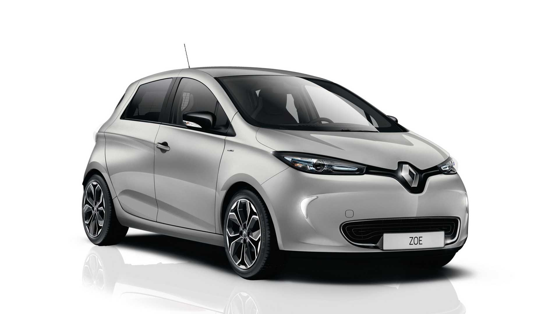 Renault ZOE now with free domestic