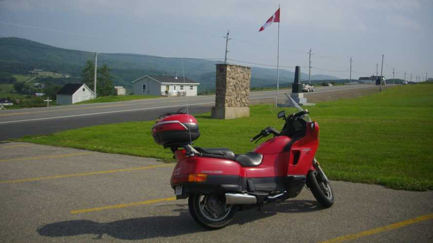 How To Ride A Motorcycle Into Canada