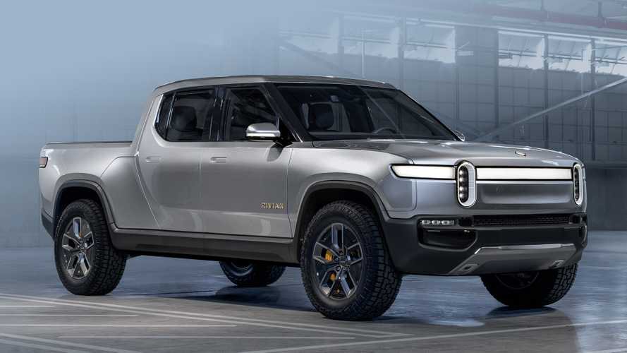 GM Reportedly Won't Invest In Electric Pickup Truck Startup Rivian